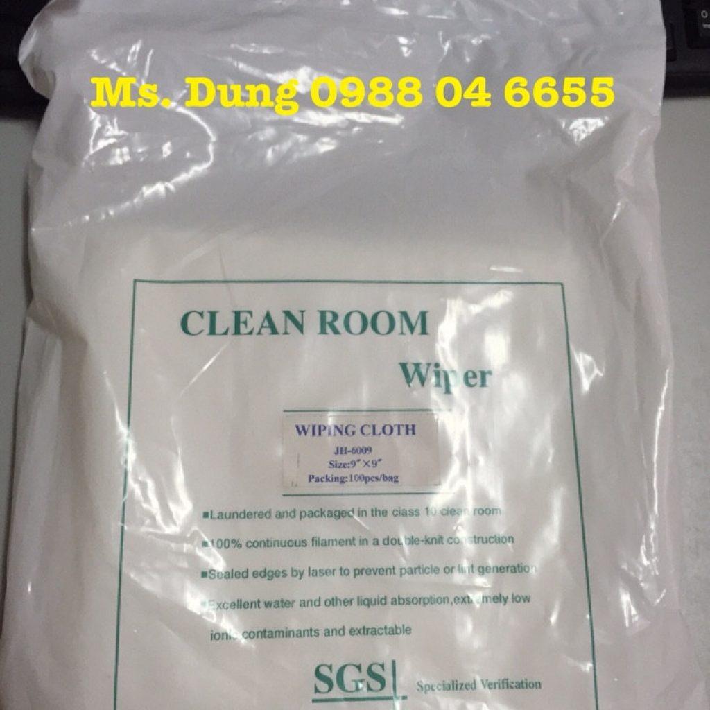 khăn lau phòng sạch chất lượng