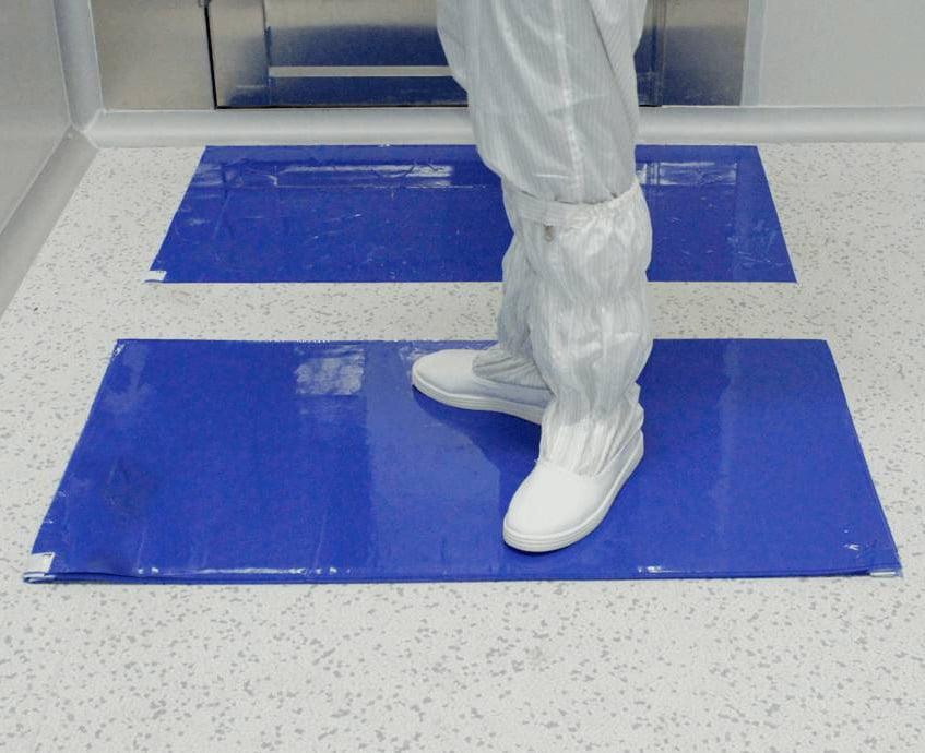 thảm dính bụi phòng sạch 2020 new